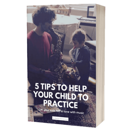5 Tips to help your child to practice
