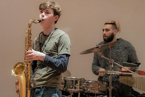 weekend saxophone courses